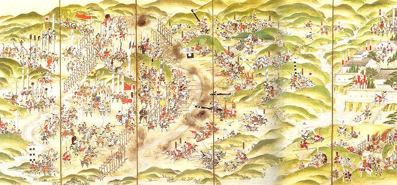 長篠の戦い