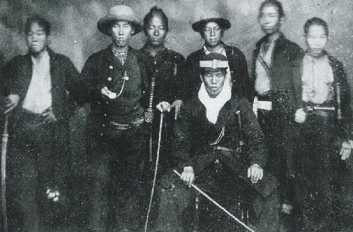 長州藩奇兵隊